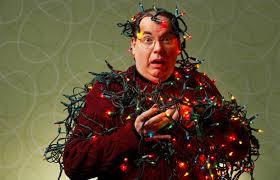 Christmas power surge